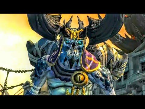 Vulgrim: Demon Merchant Meets War. Feed My Hunger ...  Vulgrim: Demon ...