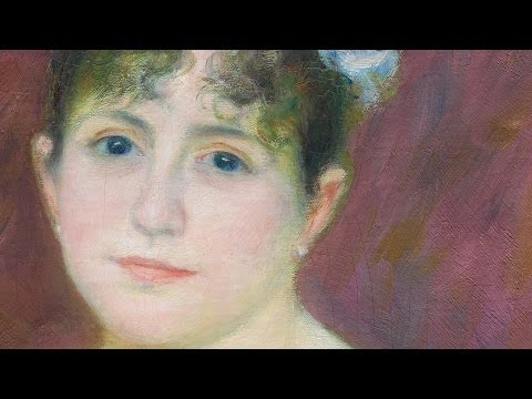 Renoir's True Colors: Science Solves a Mystery