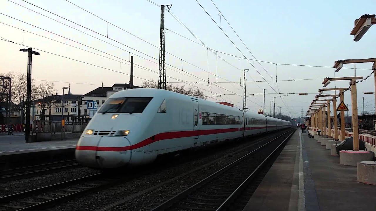 Zugverkehr Nrw