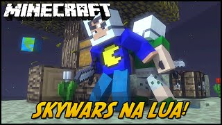 Minecraft: SKYWARS NA LUA! (GalactiCraft Mod)