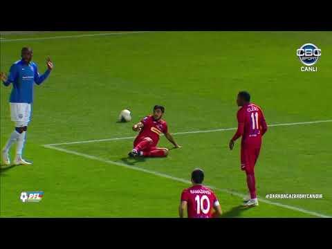 Sabah Baku Zira Goals And Highlights
