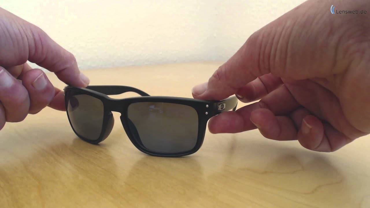oakley matte black sunglasses ve7d  oakley holbrook matte black ice