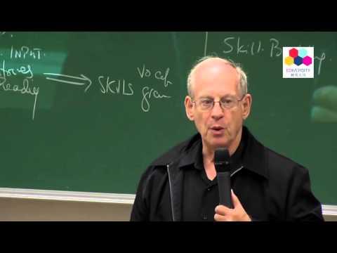 Stephen Krashen 博士:我們有何選擇?教科書還是故事書?Dr. Stephen Krashen: What Choices Have We? Textbook vs Storybook
