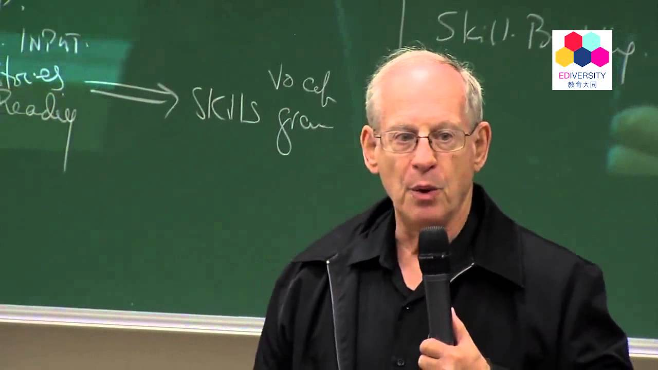 An introduction to the work of Stephen Krashen