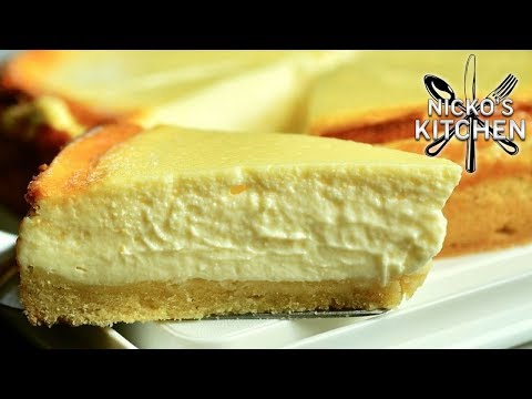 Easy Cheesecake Recipe - Only 4 Ingredients!