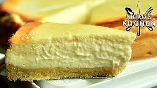 Easy Cheesecake (4 Ingredients) - Video Recipe