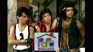 Papá Soltero 1987 (con Eugenio Derbéz, Freddy Ortega, José Angel Llamas)
