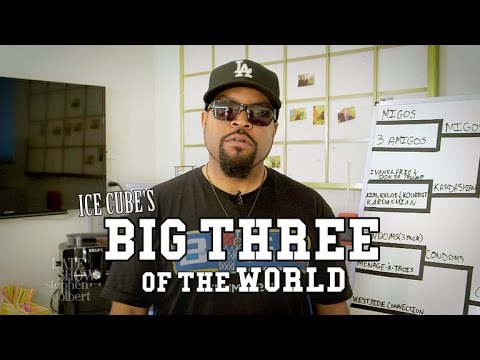 Download Youtube: Ice Cube's 'Big Three Of The World'
