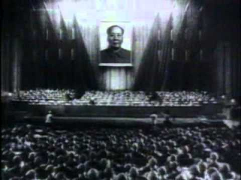 OCT 10 1976 CHINA  Great Proletarian Cultural Revolution ends