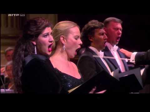 Lacrymosa Requiem de Guiseppe Verdi Direction Daniel Barenboim