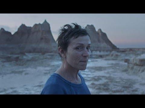 ✅  Nomadland, a recession-era road trip drama starring Frances McDormand, has won the People's Choic