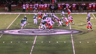 #5 John Cooley RB Granite Bay High School Grizzlies 2012 Season Highlights
