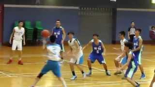 永光vs可譽(2014.12.16.學界男子籃球精英賽)精華