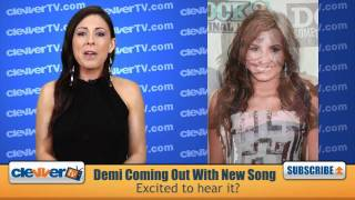 Download Demi Lovato Announces New Single Coming Soon MP3 song and Music Video