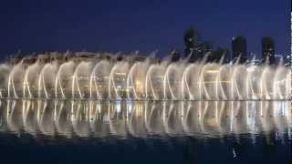I WILL ALWAYS LOVE YOU (DUBAI UAE DANCING FOUNTAIN)