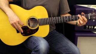 Jake Owen - The One That Got Away - How To Play - Guitar Lesson - Tutorial
