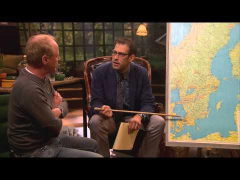 Niklas Källner testar Robert Gustafsson på dialekter