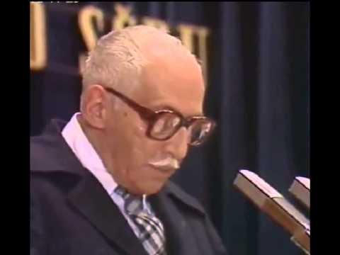 Projev Miloše Kopeckého na IV. sjezdu Svazu československých dramatických umělců (1987)