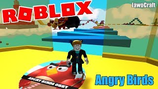 Angry Birds | Roblox #6 | JawoCraft | SK/CZ