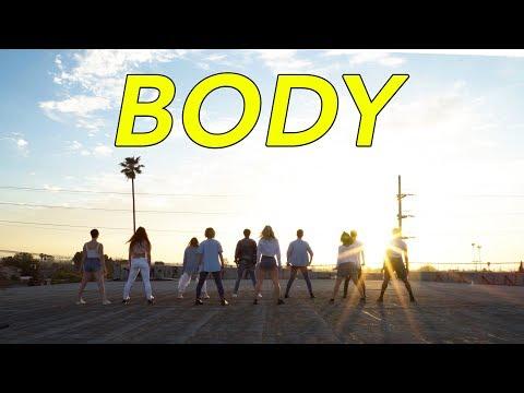 Body - Loud Luxury | Dance Video | Mitchel Federan Choreography