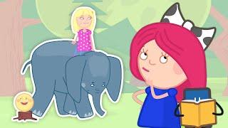 Мультик Смарта и чудо-сумка. Как придумать сказку? Мультсериал для детей