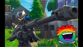Fortnite Funny Under Map Glitch!!! Ft. GangstaBoy349
