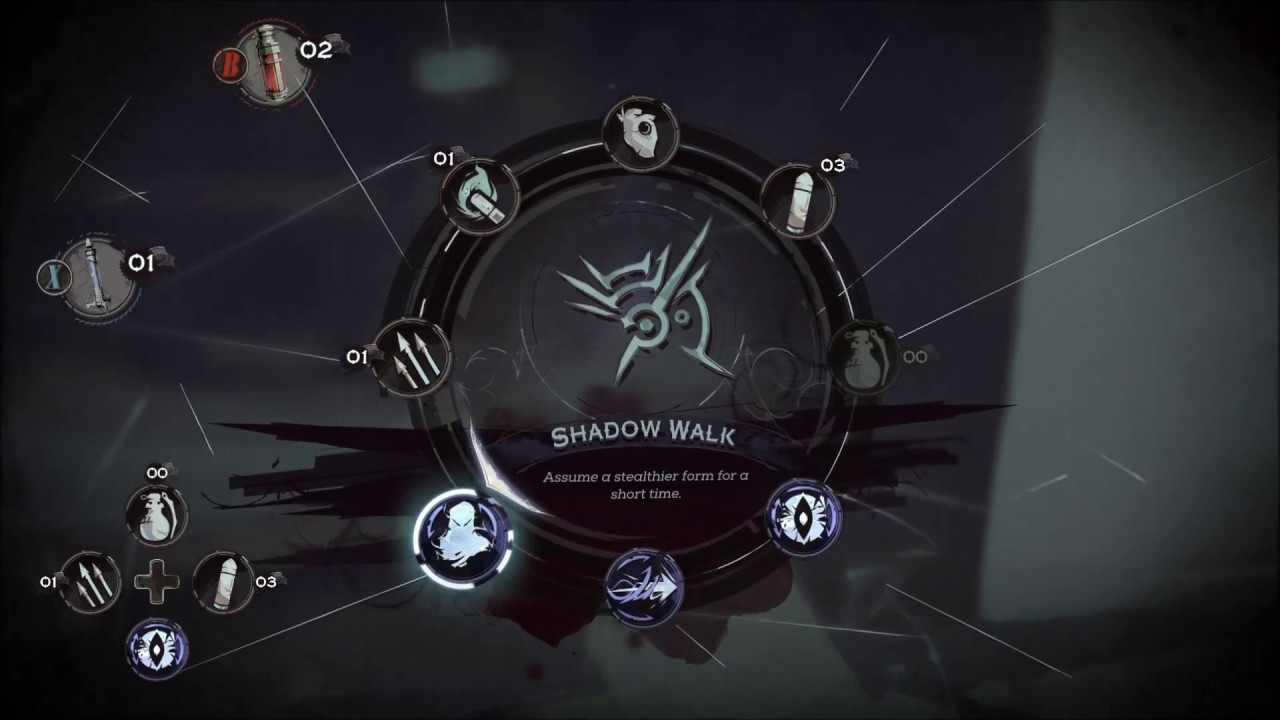 dishonored 2 shadow walk 3rd person