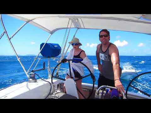 British Virgin Islands Sailing Adventure (VSV Charter)