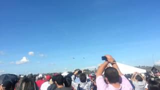 MANIOBRA HELICOPTEROS ARPIA FUERZA AEREA COLOMBIANA