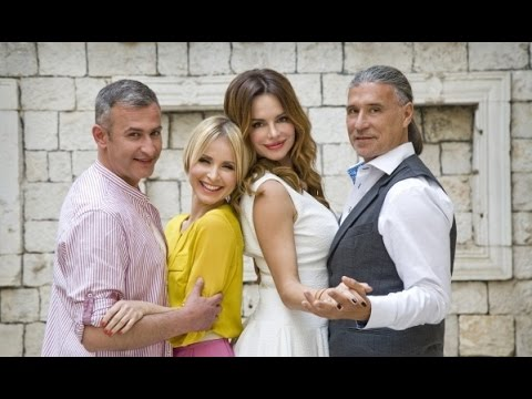 Manta me jubav - Severina, Goran Karan, Danijela i Giuliano (OFFICIAL VIDEO)