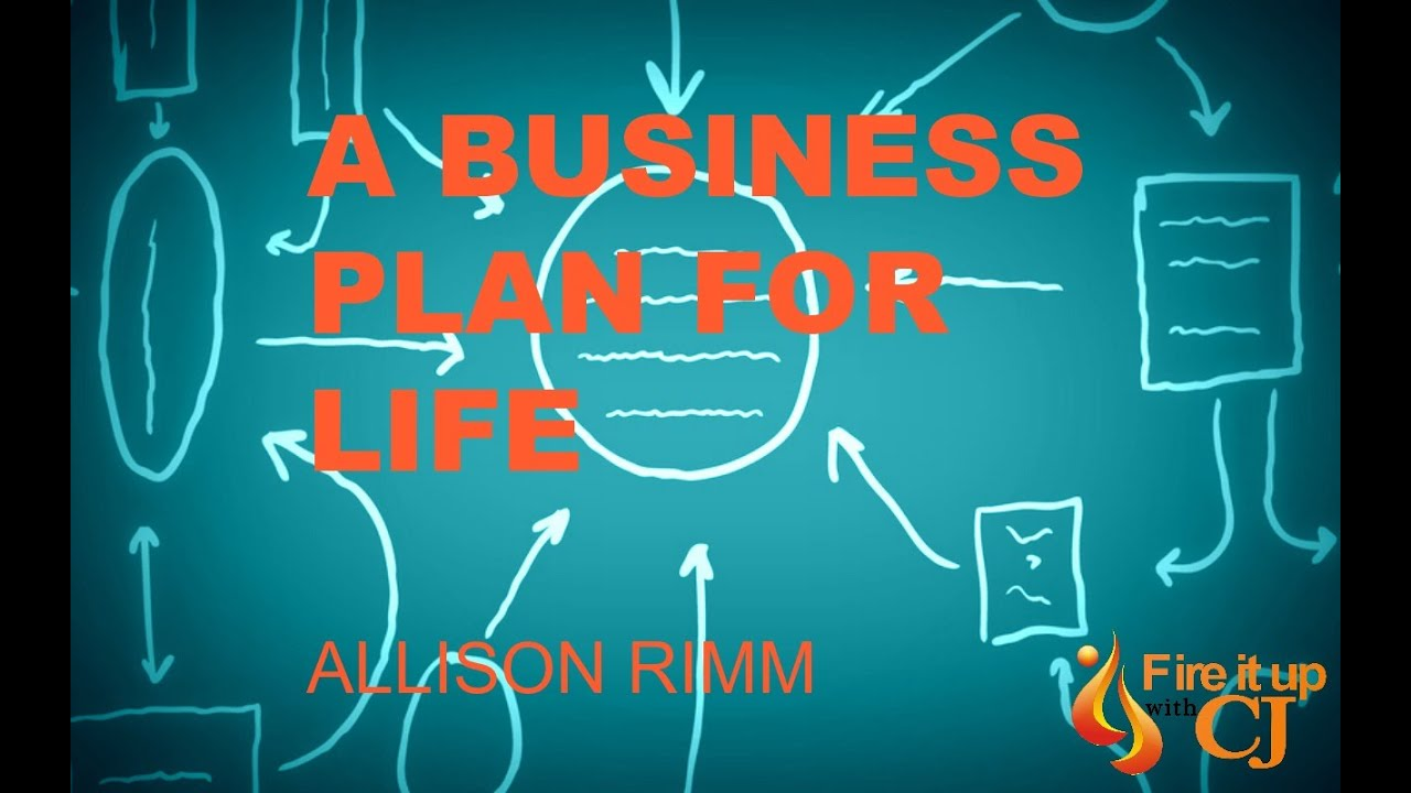 Business plan for life