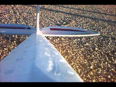 Flying over Wellton, Arizona
