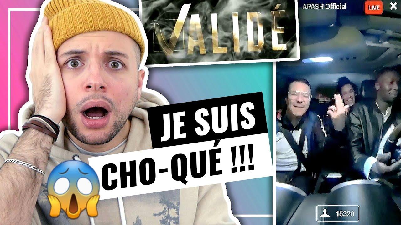 Validé - SAISON 01, ÉPISODE 10   ILS ONT OSÉ!!!!!    REACTION (TEASER 2020)