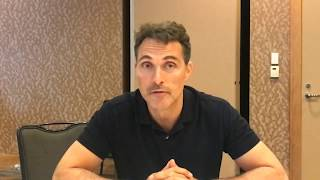 Rufus Sewell (Obergruppenführer John Smith) of The Man in the High Castle 2018 Interview