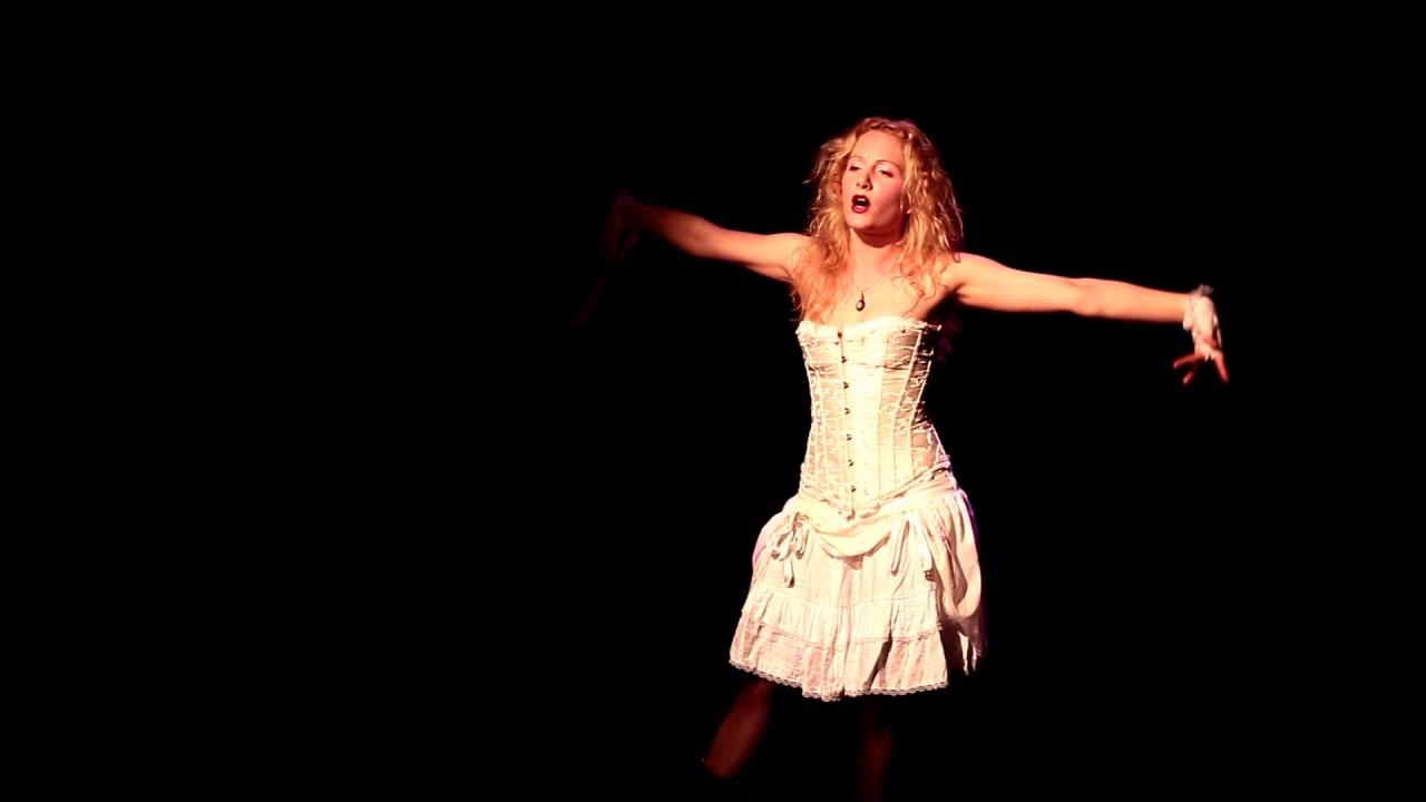 """""""Le tango des filles"""" - spectacle """"Fleur de Trottoir"""""""