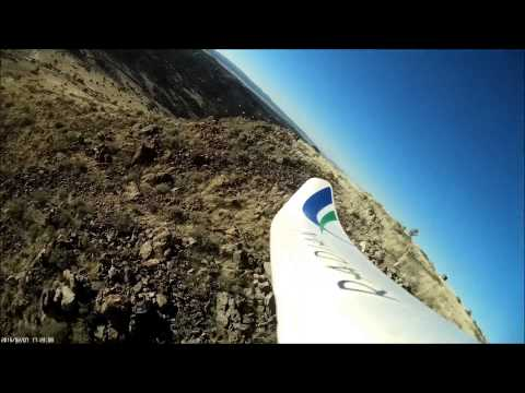 FPV sloping the Radian