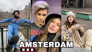 BU ŞEHİRDE YASAK YOK❗️| Amsterdam #vlog