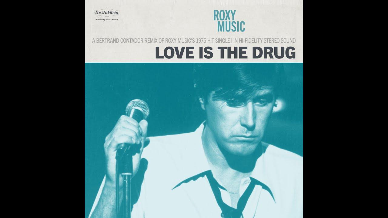 outlet boetiek enorme korting innovatief ontwerp Roxy Music - Love Is The Drug (Bertrand Contador Remix)
