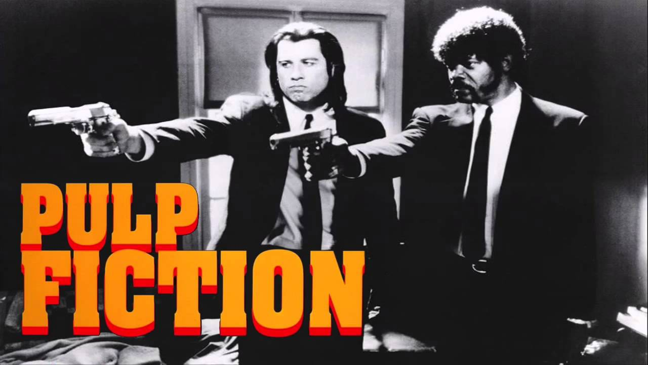 pulp fiction a youtube reading youtube