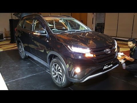 In Depth Tour All New Toyota Rush G A/T - Indonesia