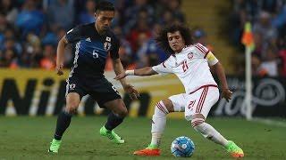 اليابان تثأر من الإمارات بهدفين في تصفيات كأس العالم.. فيديو