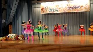 德田李兆強小學舉辦之 SIMCITY DANCING 比賽, 佛教金麗幼稚園獲得全場亞軍