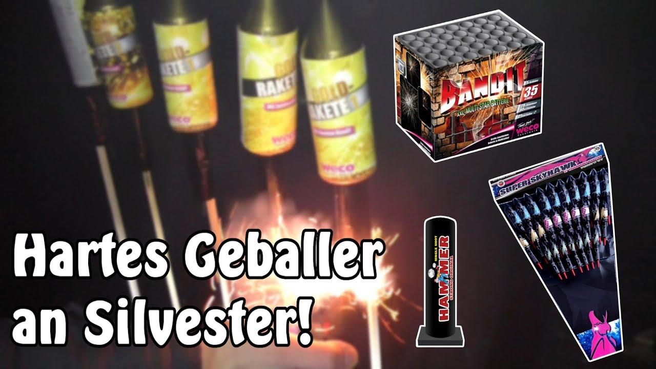 Hartes Geballer an Silvester - Vorfreude Compilation!