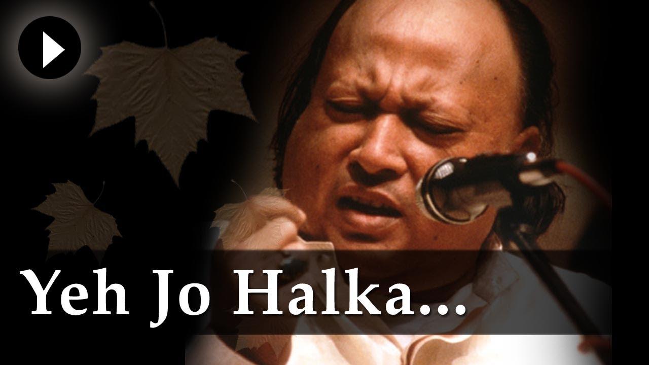 Bollywood kills nusrat fateh ali's 'halka halka suroor' with new.
