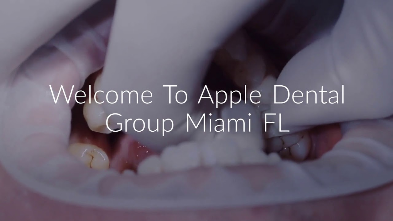 Apple Dental Group : All On Four Dental Implant in Miami Springs (305-884-2751)
