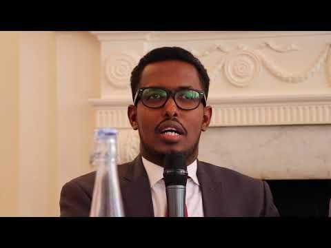 Somali Diaspora economic Development  event