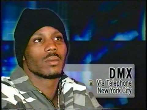 DMX recites a poem dedicated to Aaliyah