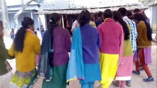 Dulhan ke laal laal sadiya||New nagpuri dance || Sadri dance video ||Nagpuri  || EkkA BuZz