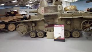 An Unofficial High-speed Tour of The Tank Museum Bovington (Part 2)