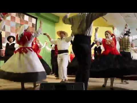 RANCHO DE VILA NOVA DE SANDE GUIMARÃES NO 29º FESTIVAL DO RANCHO ALVIOBEIRA-TOMAR